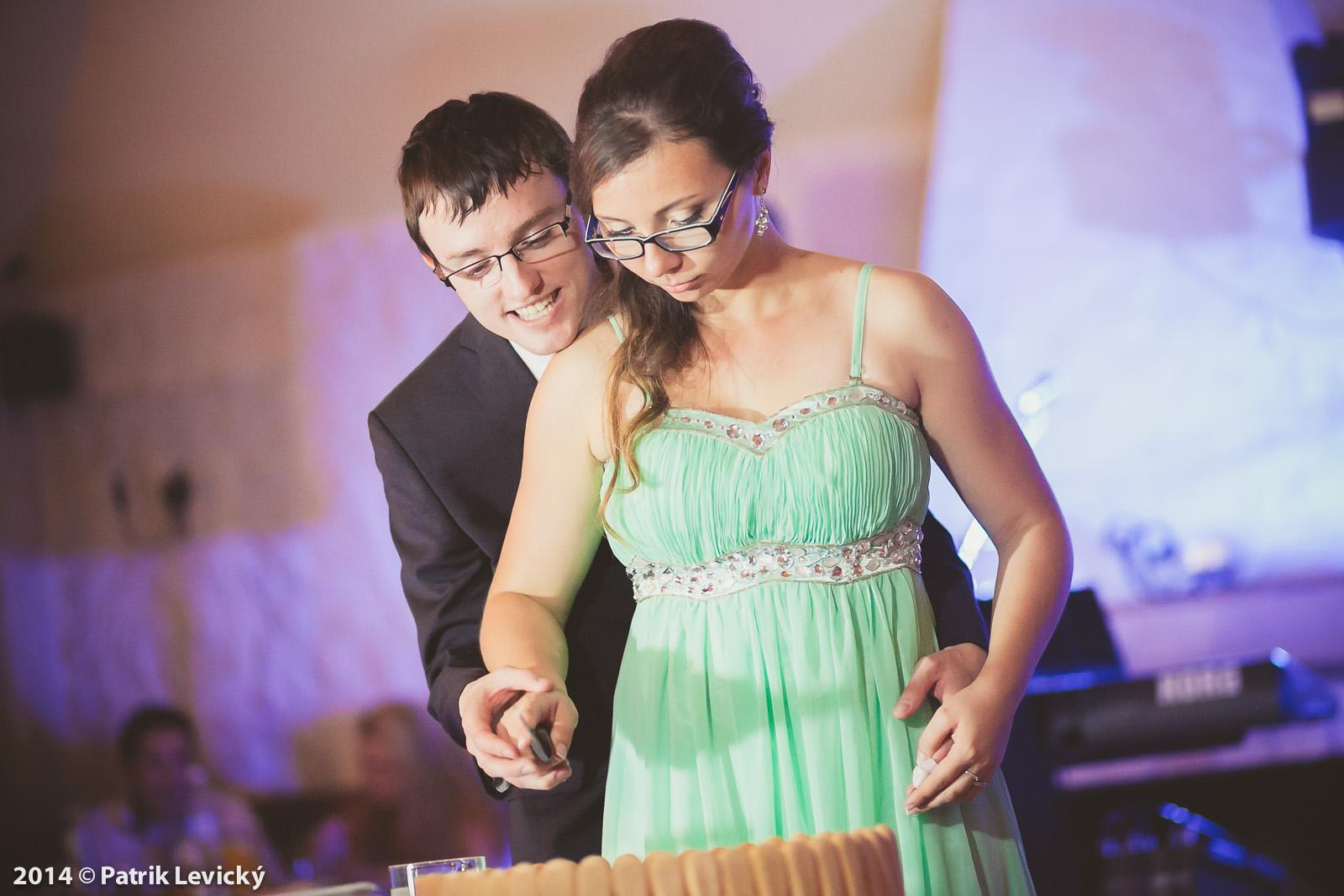 Ivka{{_AND_}}Marek - a krájame tortičku :P