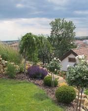 A zase ta Šlechtitelka a zahrada od Marcianu