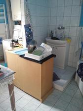 provizorne umyvanie riadu
