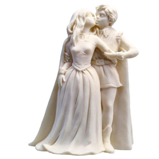 Nase male pripravy (2 svadby behom 1 roka)  ;)) - Romantika na torte