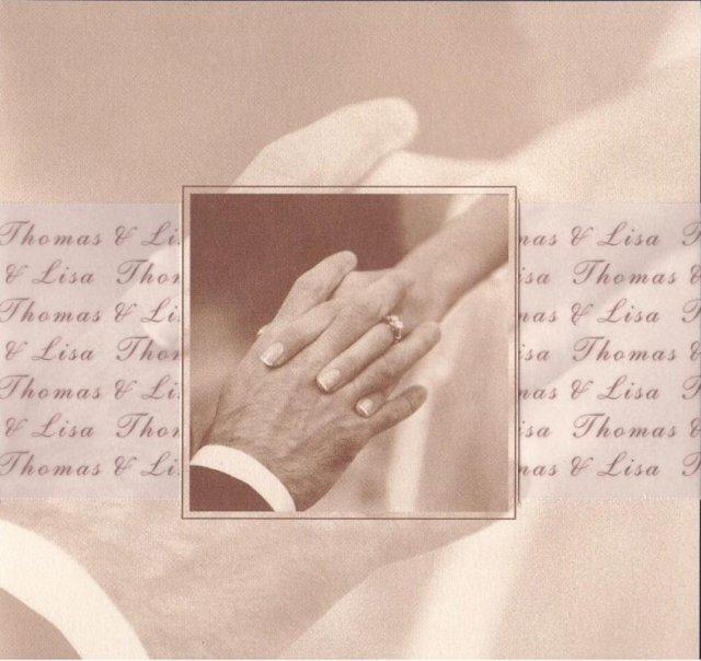 Nase male pripravy (2 svadby behom 1 roka)  ;)) - Ties zaujimave.....a pekne...a jednoduche.....