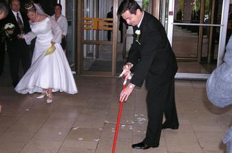 keby to tak tým chlapom zostalo aj po svadbe