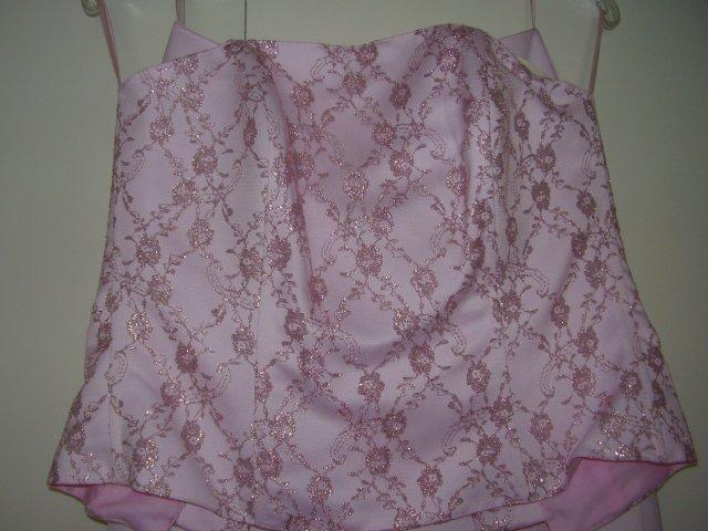 Lucia+mário - popolnočné šaty