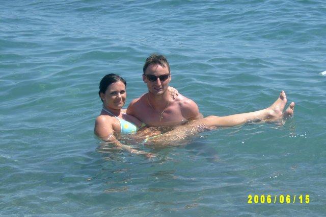 Lucia{{_AND_}}Mário - more bolo ešte trochu studené