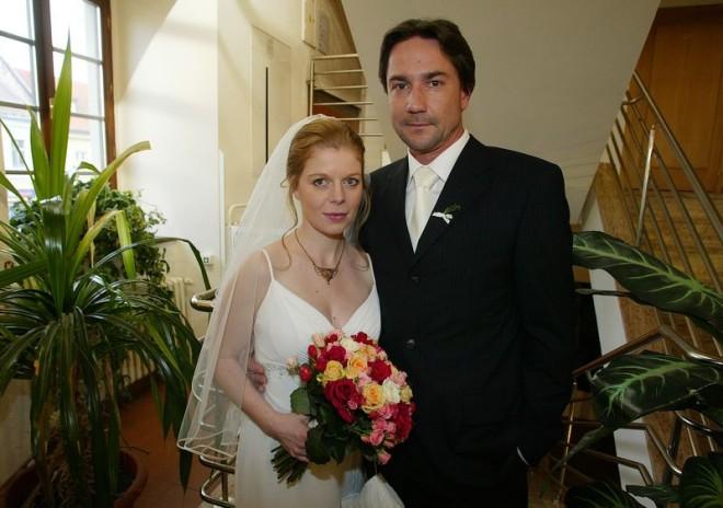 Svatby z filmů :) - Ordinace v růžové zahradě (Tereza Valšíková a Jan Haken)