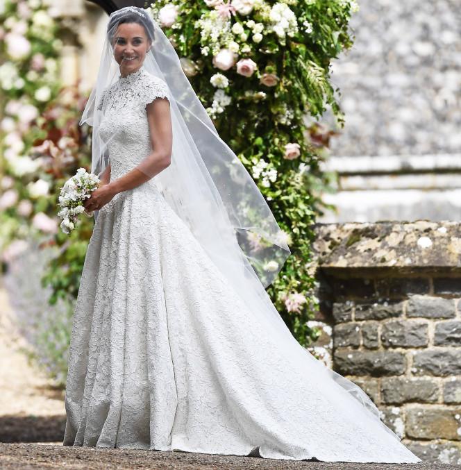 Pippa Middleton a James Mathewson - Obrázek č. 1