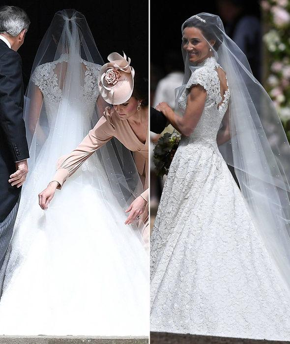 Pippa Middleton a James Mathewson - Obrázek č. 2