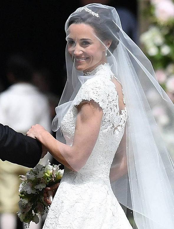 Pippa Middleton a James Mathewson - Obrázek č. 3