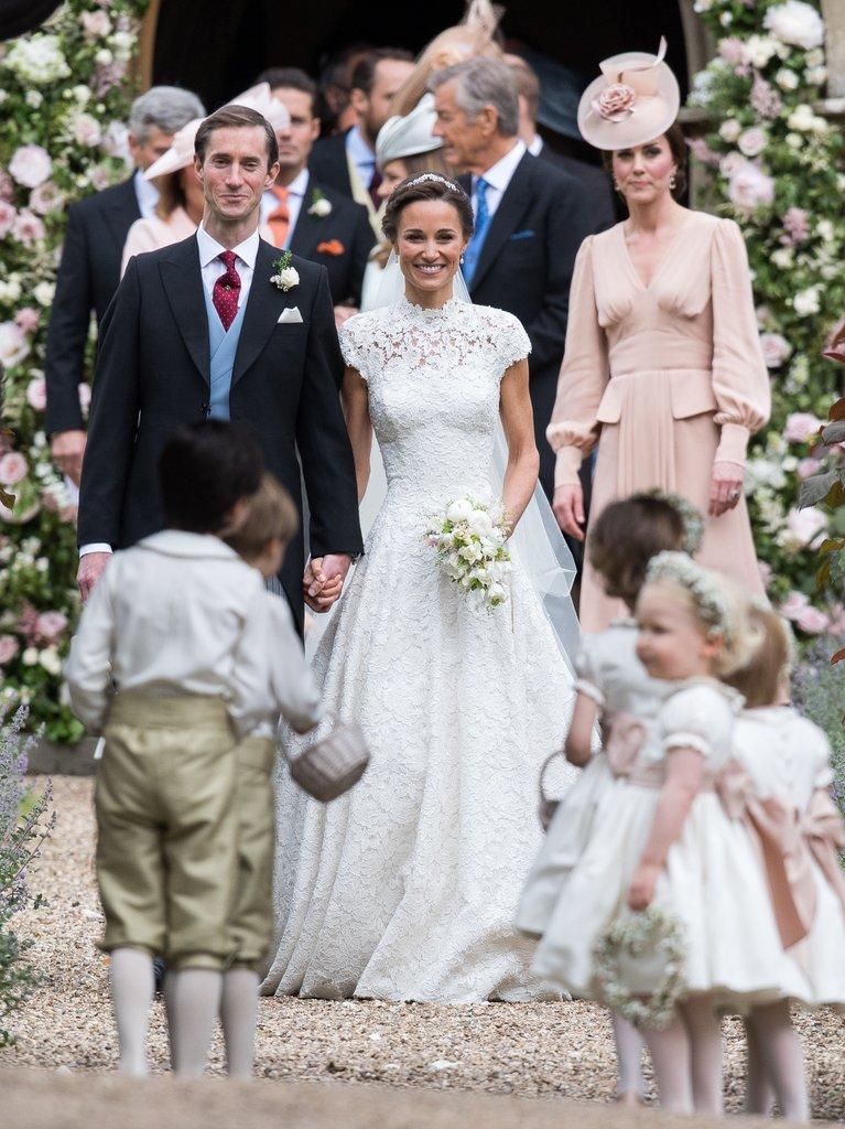 Pippa Middleton a James Mathewson - Obrázek č. 4
