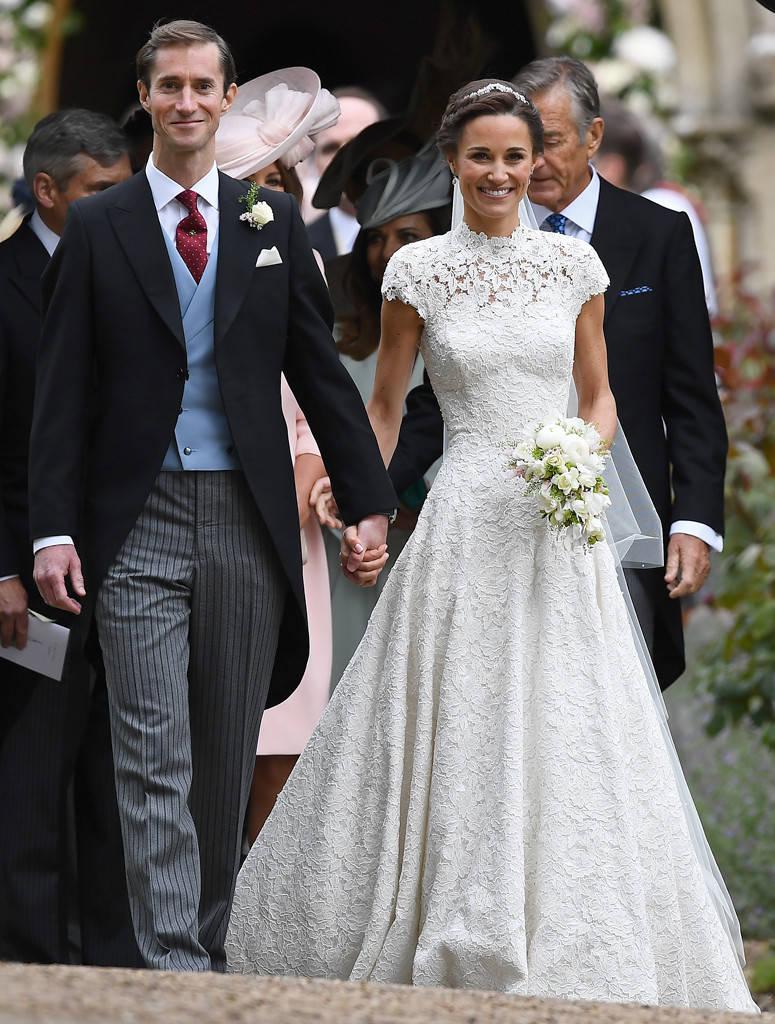 Pippa Middleton a James Mathewson - Obrázek č. 5