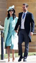 Oficiální fotograf královské svatby - Alexi Lubomirski s manželkou