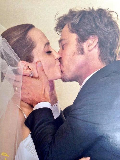 Angelina Jolie a Brad Pitt - Obrázek č. 7