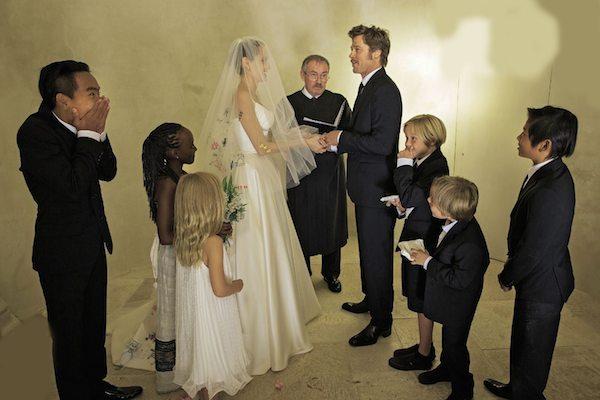 Angelina Jolie a Brad Pitt - Obrázek č. 6