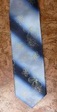 A kravata v detailu