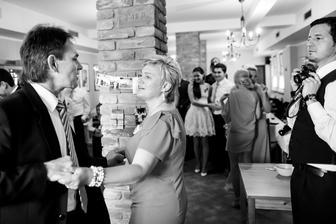 rodiče - slavili výročí jejich svatby - 25.5.1985 :)