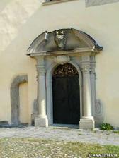 vchod do kaplnky
