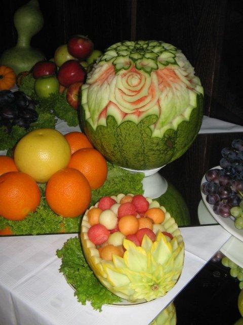 Evicka a marosko - ovocna dekoration-tak toto je uz viac menej dohodnute...krasne