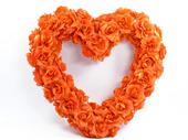 Srdce velké  50 cm - různé barvy,