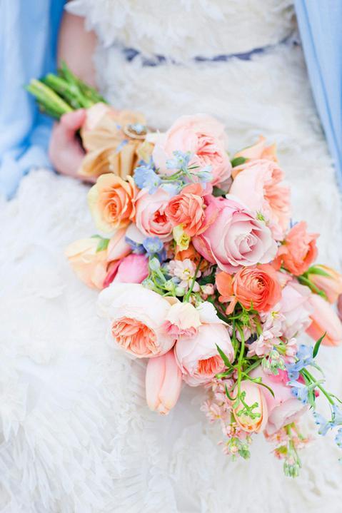 Svatební kytice - Obrázek č. 21
