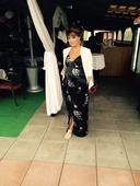 tehotenské spoločenské šaty, 38