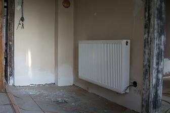 Kuchyně - radiátor