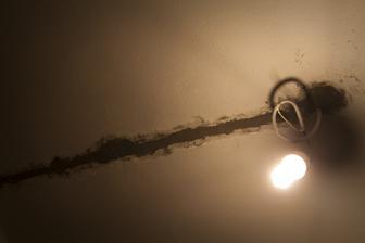 takhe krásně si ten strop začistila :)