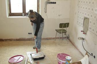 Malujeme kuchyň