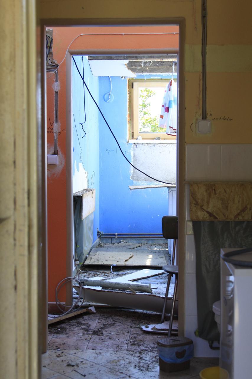 Rekonstrukce koupelny - Obrázek č. 1