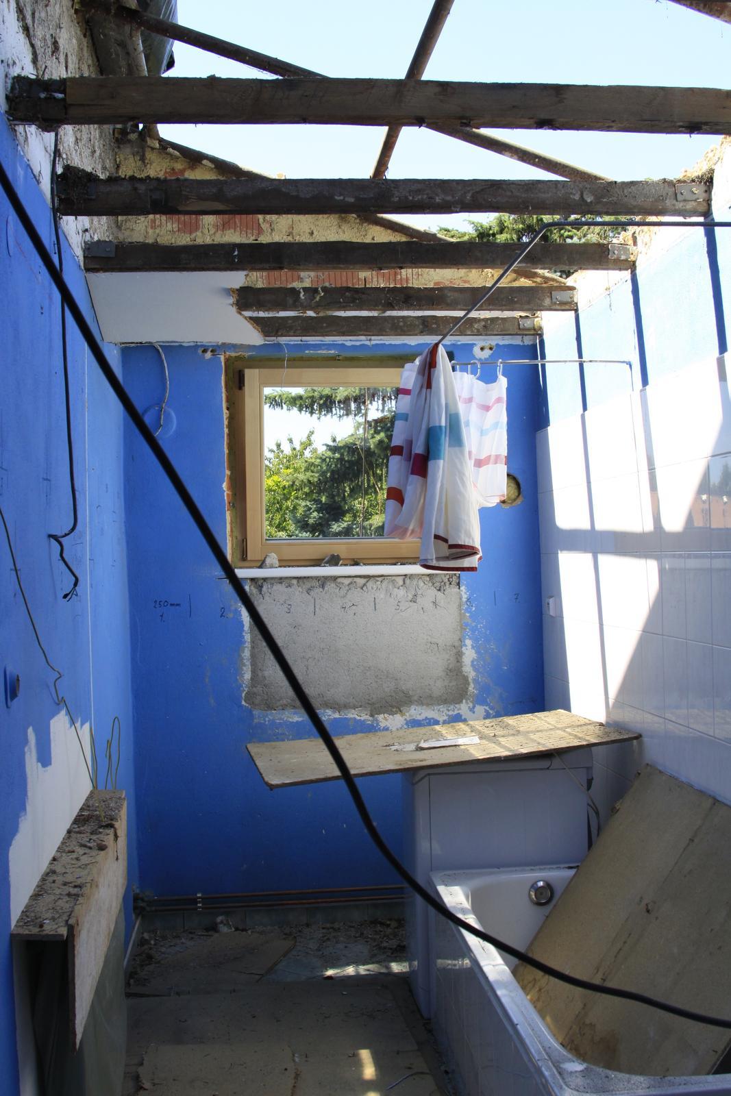 Rekonstrukce koupelny - Obrázek č. 3