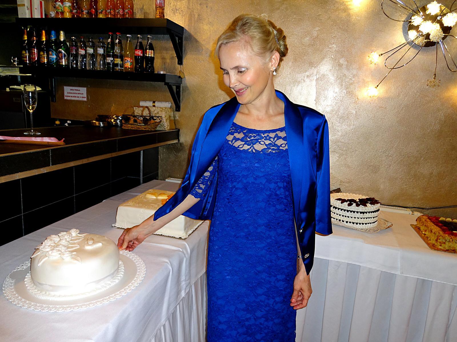 @nany6 spomínaná tortička :) - Obrázok č. 1