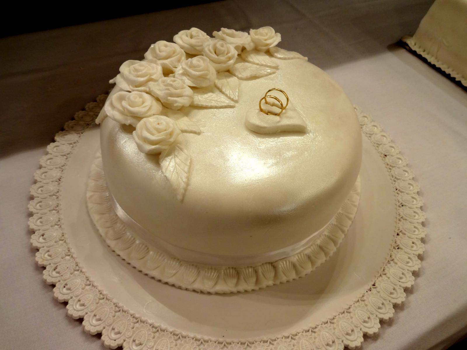 @nany6 spomínaná tortička :) - Obrázok č. 2