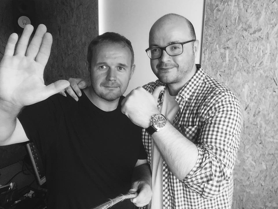 DJ HSNC a DJ MIREC @ Rádio Frontinus - Obrázok č. 1