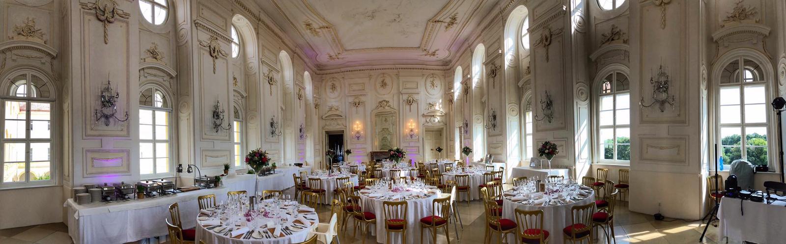 Octane wedding @ Schloss Hof - Obrázok č. 5