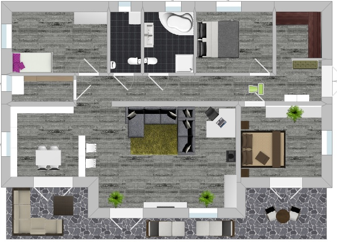 Zaciname stavat nas sen - takto to bude vyzerat, uz na nom pracuje architekt