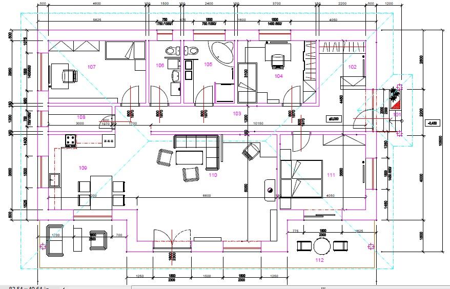 Zaciname stavat nas sen - prvy navrh od architekta
