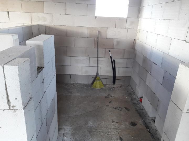 Technicka miestnost a samostatne wc