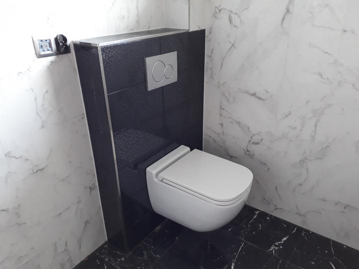 To bol luxus pouzit konecne normalne wc :-D
