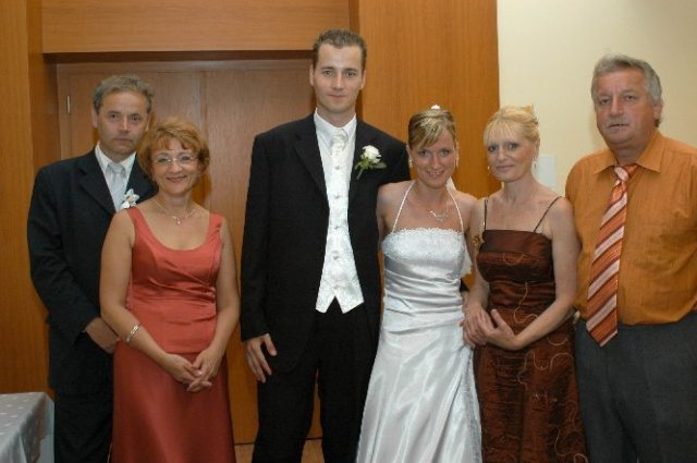 Barbora{{_AND_}}Braňo - S rodicmi