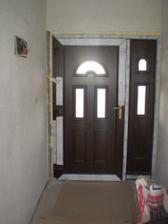 naše vchodové dveře
