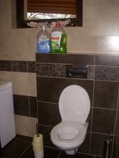 koupelna na chodbe