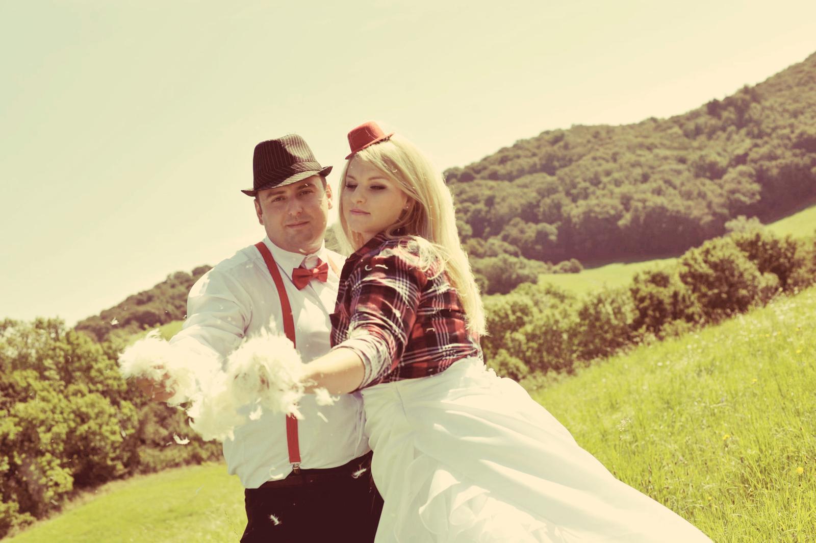 One year married - Obrázok č. 25