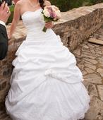 Svatební šaty Maggie Sottero 36-40, 36