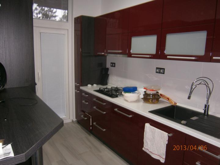 Kuchyně... Už se blíží stěhování! :-D - Pomalu se zabydlujeme...