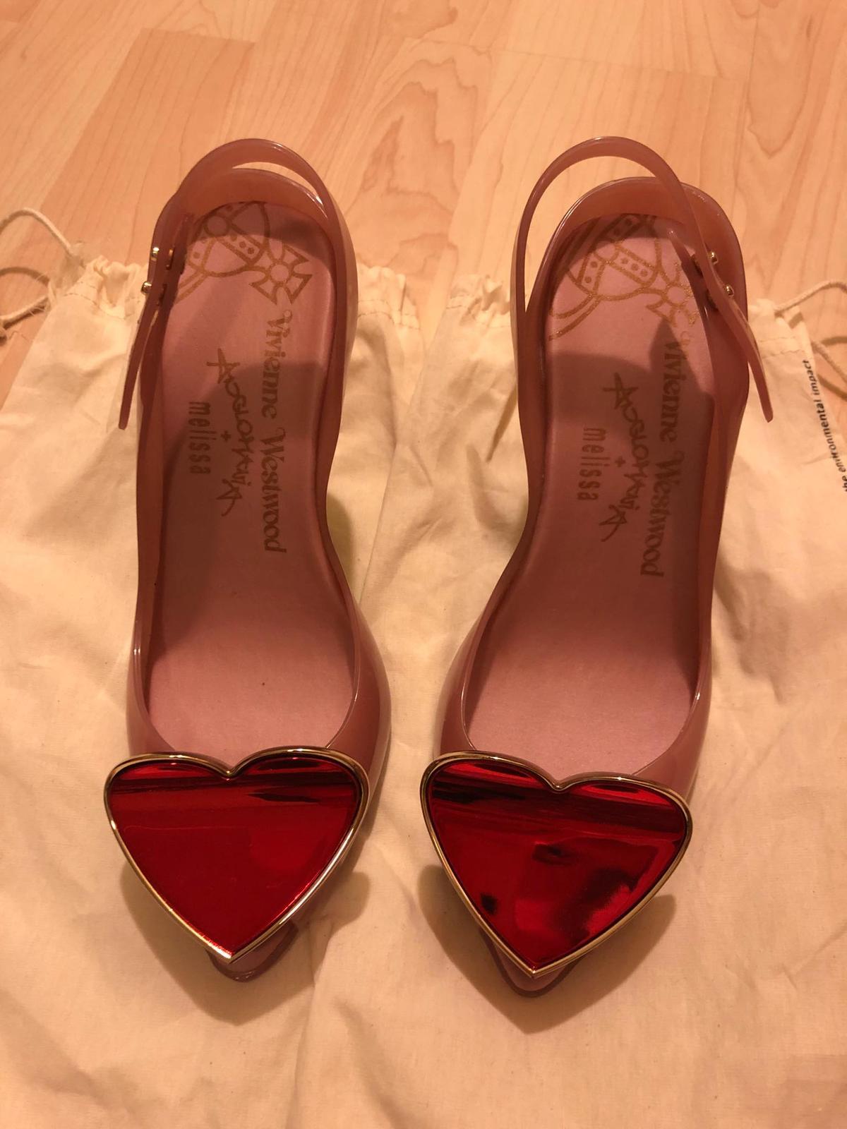 Melissa + Vivienne Westwood sandálky  - Obrázok č. 1