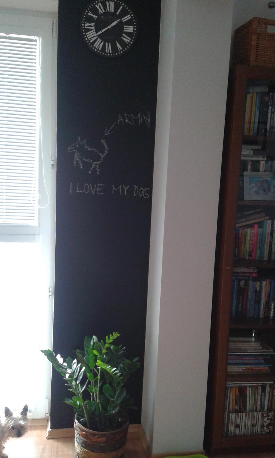 Moja tabulova stena :) - Obrázok č. 1