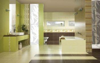 kúpeľňa v tomto prevedení..obklad je už doma
