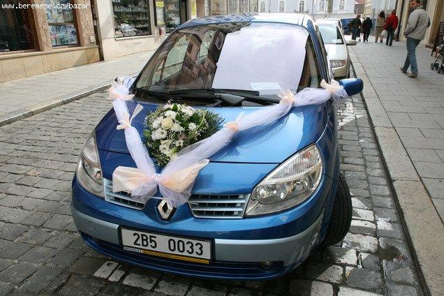 Výzdoba nevěsty