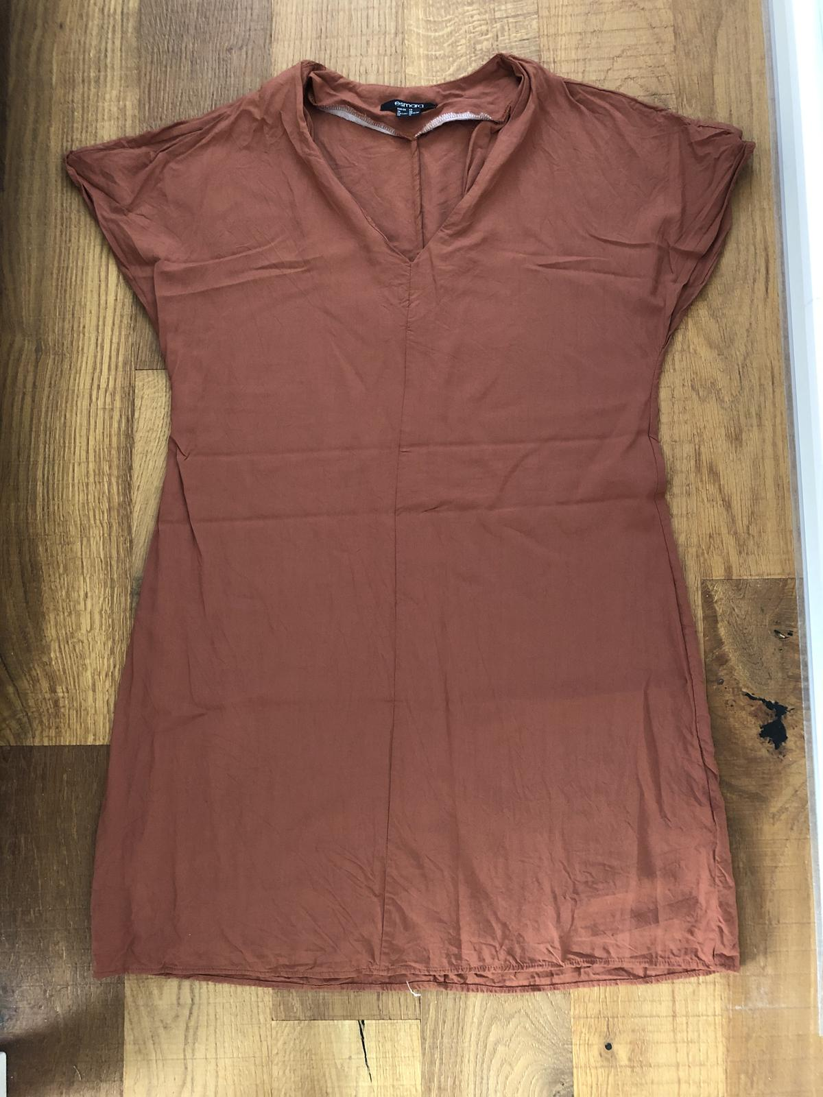Esmara koňakové šaty 38 - Obrázek č. 1