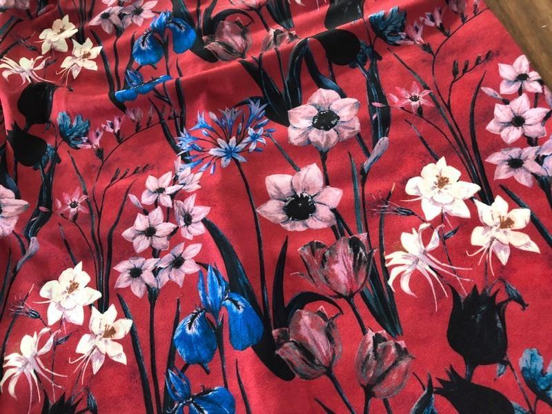 šaty Bonprix s květinami - Obrázek č. 1
