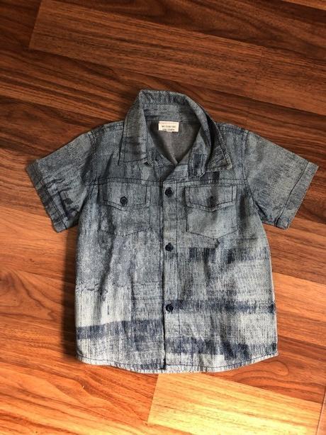Košile šedá Petti Boli 98/104 - Obrázek č. 1